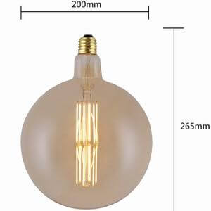 Large Size Antique Led Bulbs