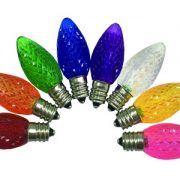 C7 Cherry Led Bulb Plastic Colorful C7 Light For String Light
